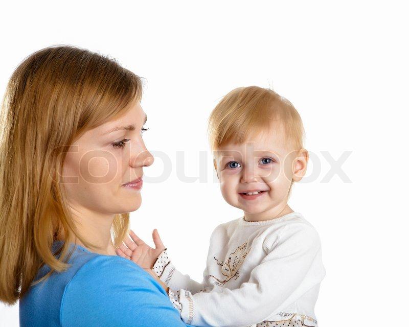 фото сыночек розвлекает мать