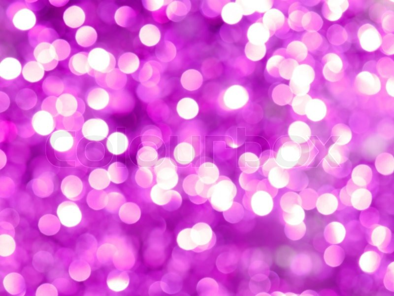 abstract purple christmas lights as a background stock photo colourbox