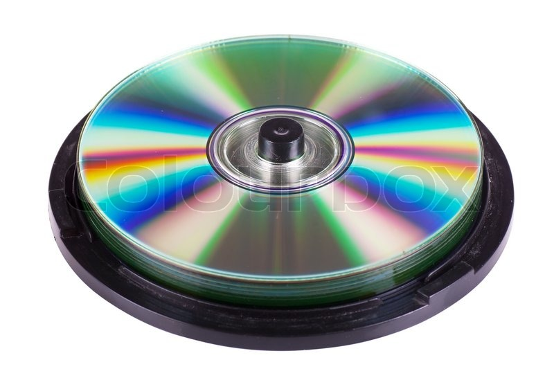 A comparison of cd roms to determine which one reflected more from a laser