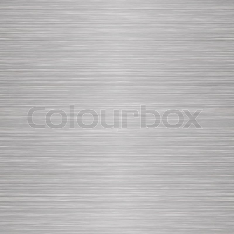 A Seamless Brushed Nickel Texture That Tiles As A Pattern