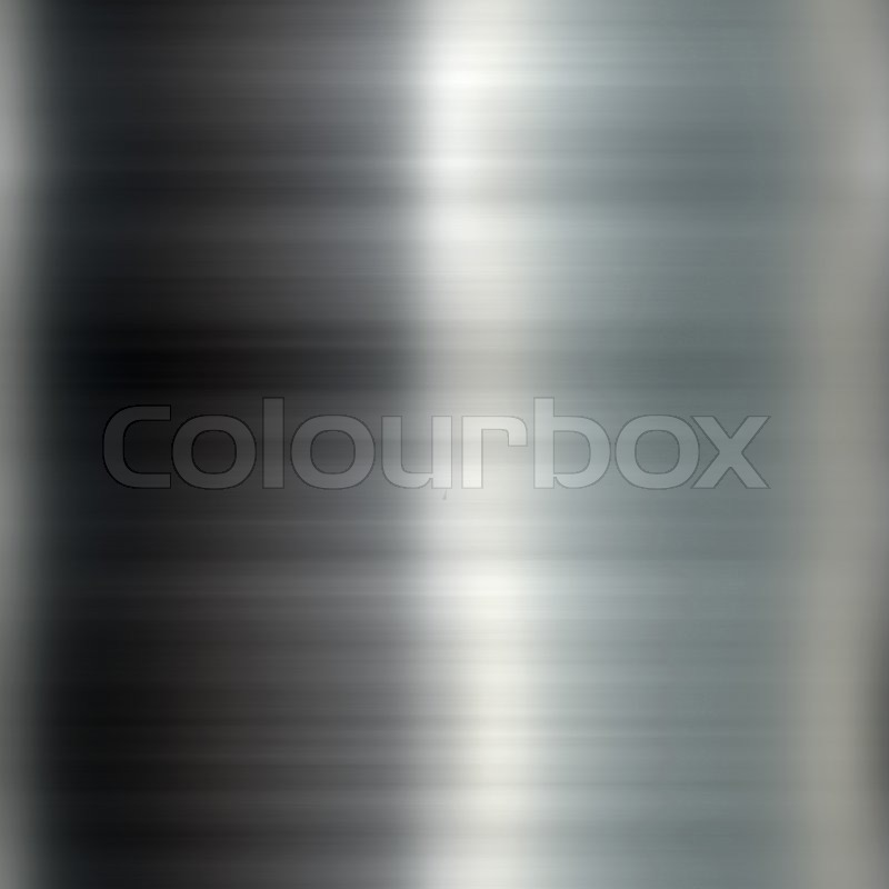 Brushed Metal Background Texture With High Contrast A