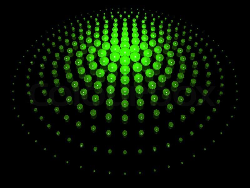 3D- spotted Hintergrund (hohe Auflösung gesichtet Bilder gesetzt ...