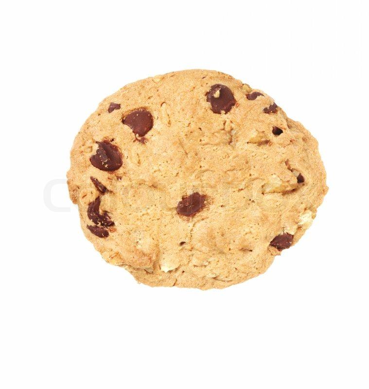 Chocolate Chip Cookie Transparent