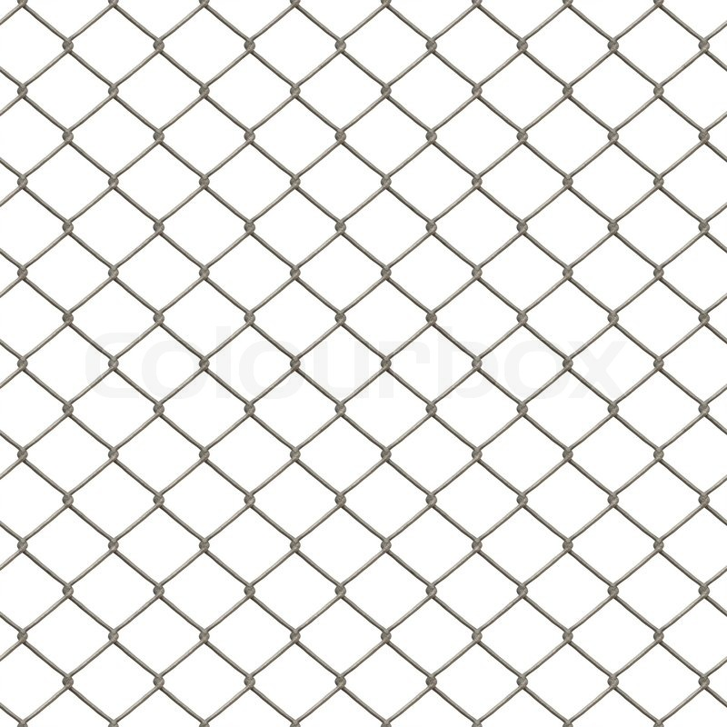 chain link fence texture seamless. A 3D Chain Link Fence Texture That Tiles Seamlessly As Pattern In Any Direction, Stock Photo Seamless 3