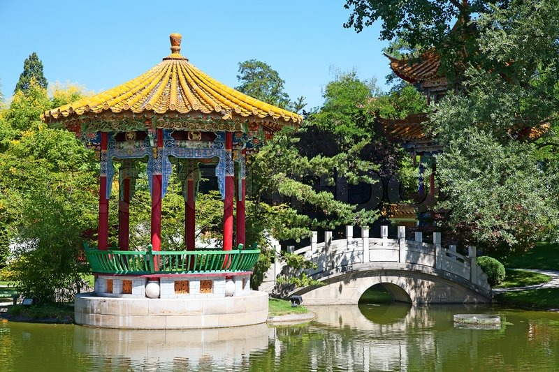 Chinese Garden Design Affordable Chinese Garden Design Shwa A