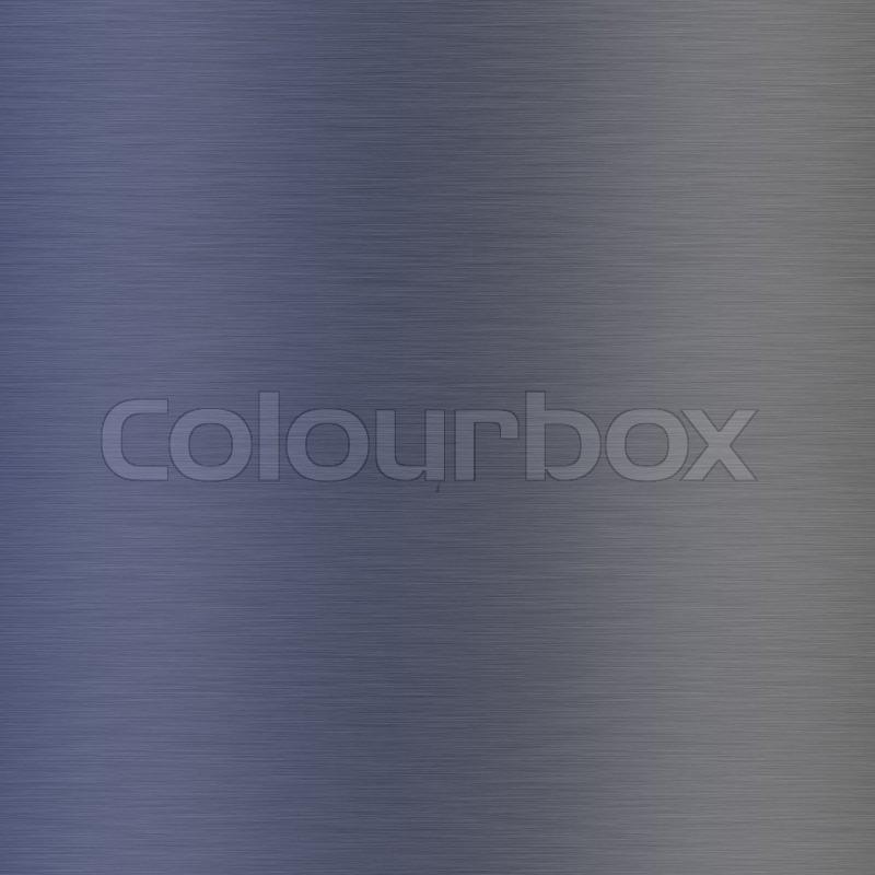 Beibehang Large Custom Wall Paper Cool Metal Texture: A Blue / Gray Cobalt Gunmetal Brushed Aluminum Texture