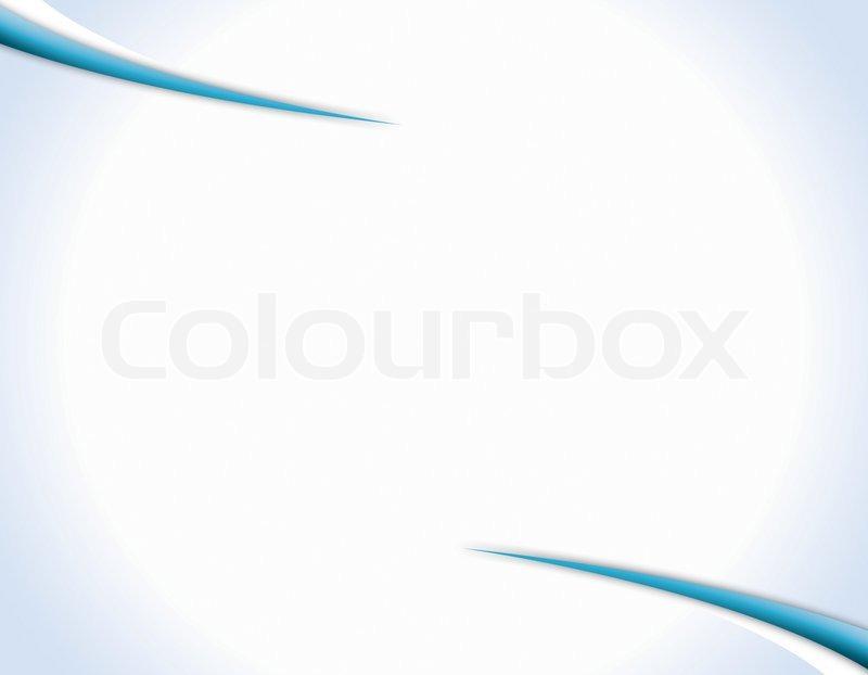Custom Trifold Brochure Template Stock Photo Colourbox - Custom brochure templates