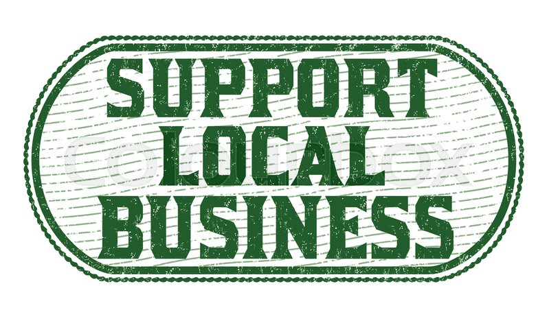 Image Result For Support Local Business