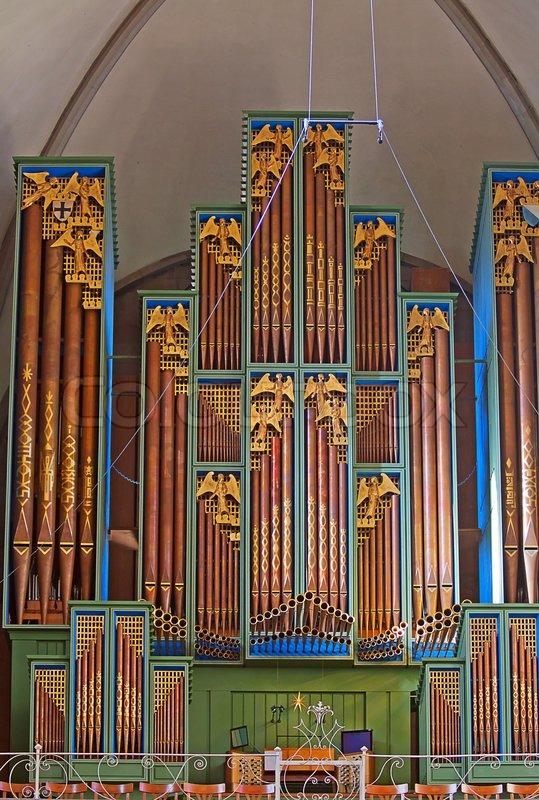lille orgel