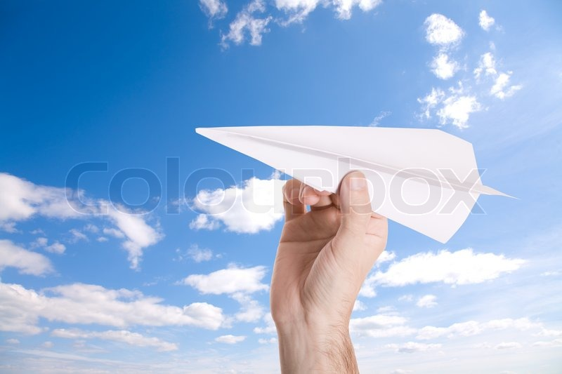 background research on paper airplanes Catch and throw paper planes with one another around the world.