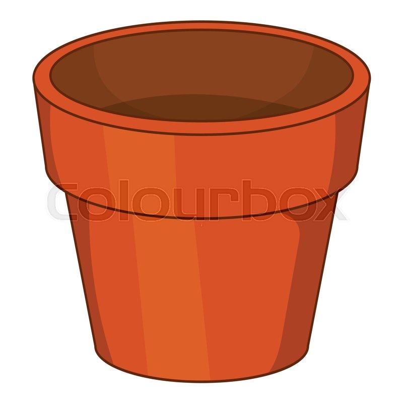 flower pot icon cartoon illustration of flower pot vector flower of life vector ai flower of life vector free download