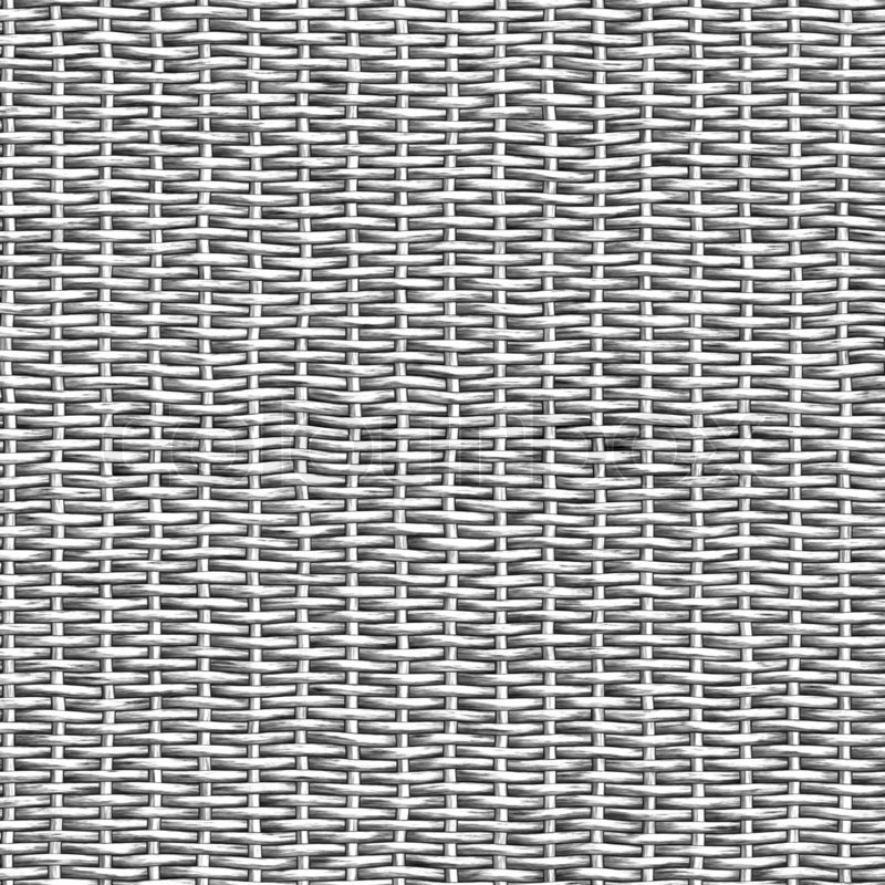 White Wicker Texture   The Woven Material You Might See In Some Furniture  Or A Basket | Stock Photo | Colourbox