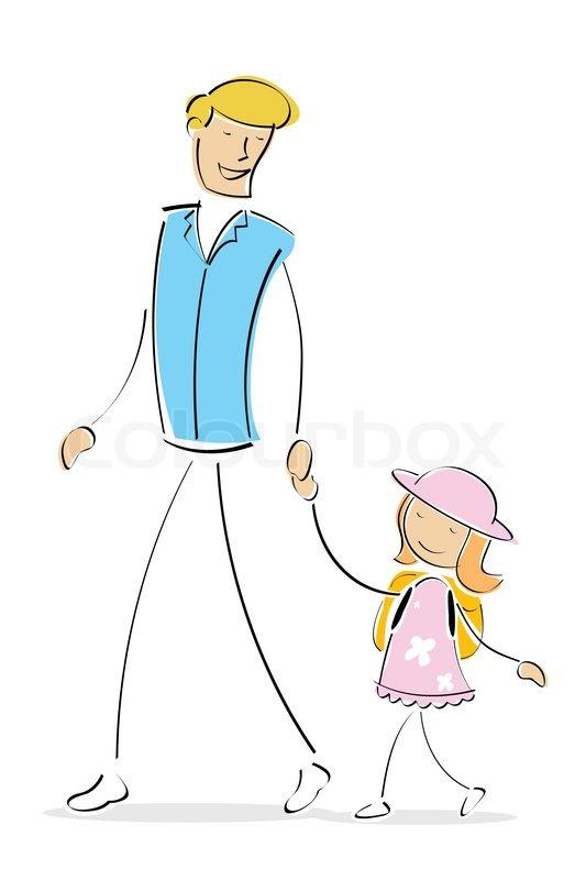 Far datter datter