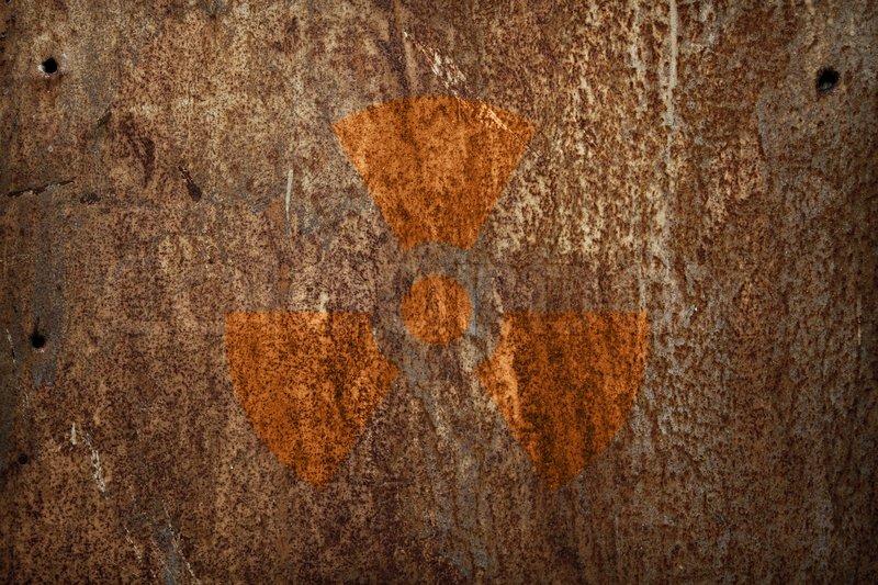 Nuclear Symbol Wallpaper