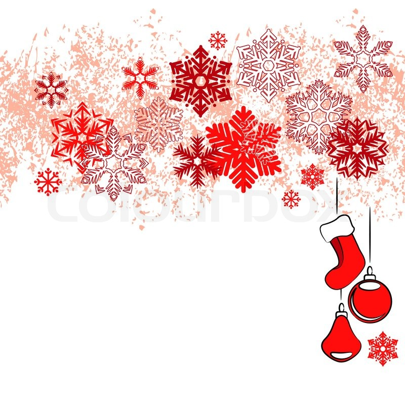 red christmas cards