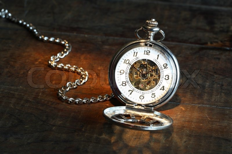 how to open ball pocket watch