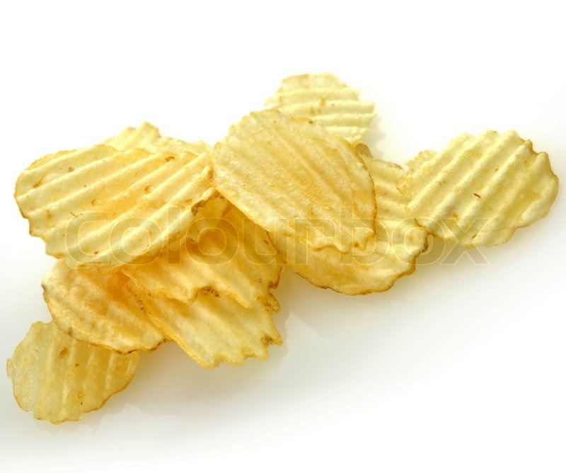 Fast Food Chips Calories