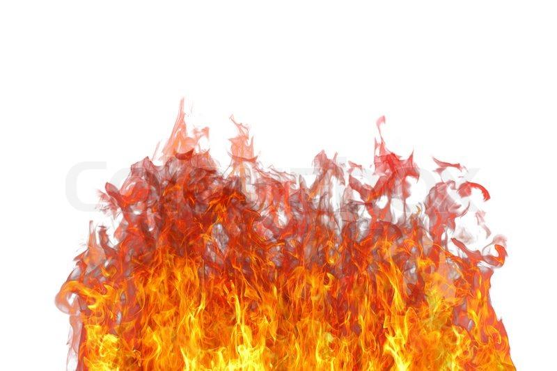 log fire clipart