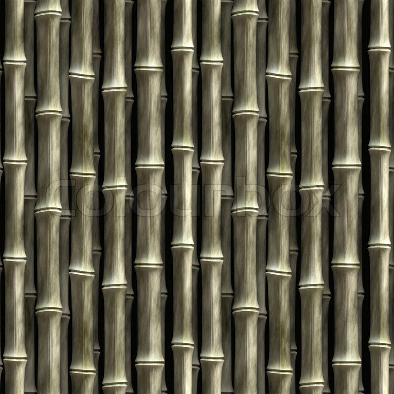 Seamless Bamboo Seamless Bamboo Poles Texture