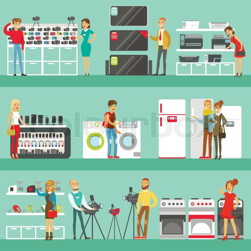 retail market of home appliances electronics Evolving smart technologies across home appliance and performance standards for smart home appliances or consumer electronics home appliances market.