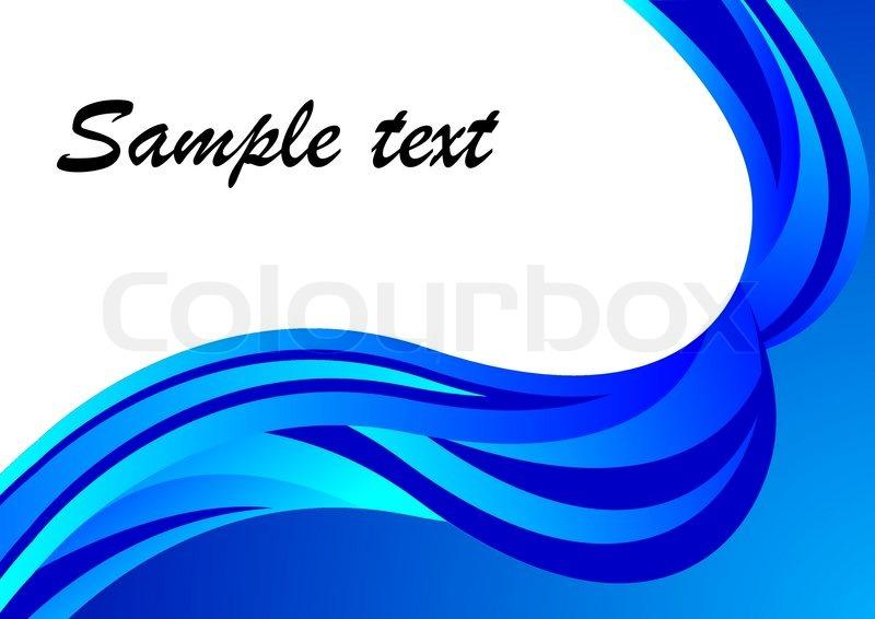 beauty wave background clip art stock vector colourbox rh colourbox com vector waveform file in quartus vector wave