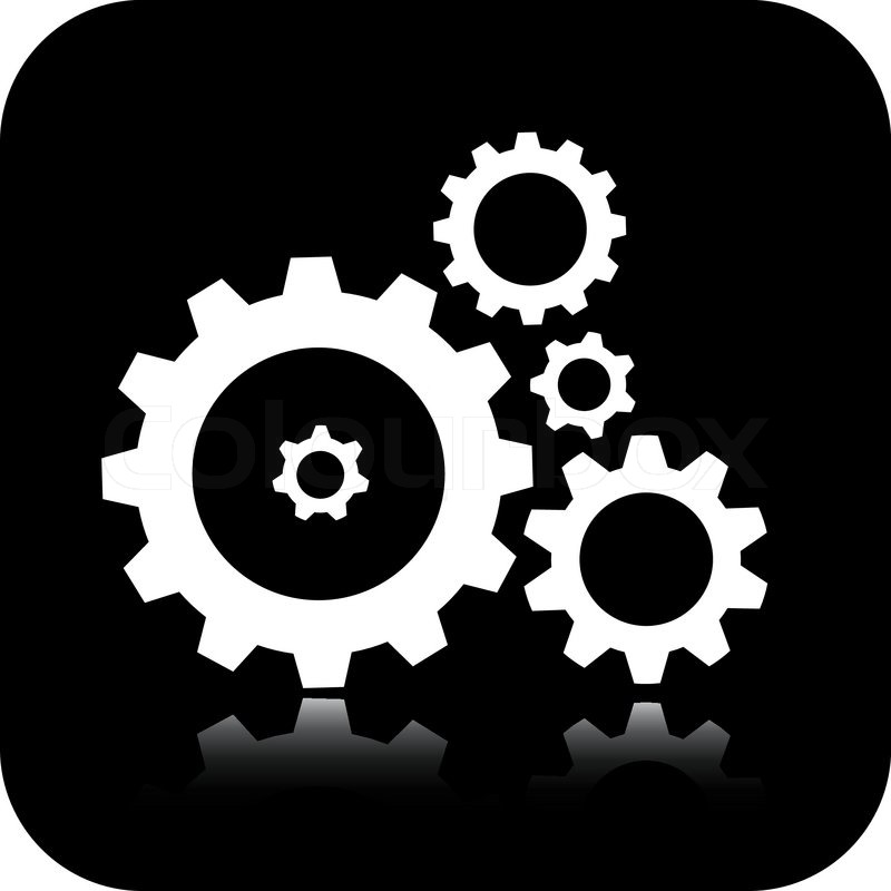 vector gears icon stock vector colourbox free clipart downloads racing girls free clipart downloads microsoft