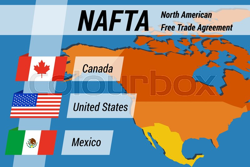 Map Usa Mexico Flag - Free Usa Maps