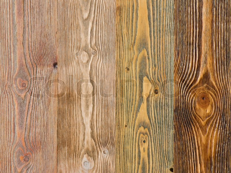 Wood texture painted in different colors | Stock Photo ...
