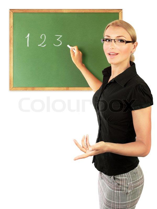 2394161-819427-young-teacher-writing-num
