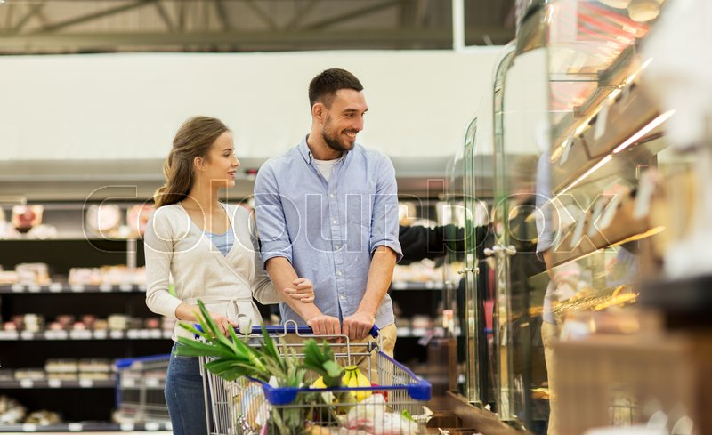 Sale Consumerism And People Concept Stock Image