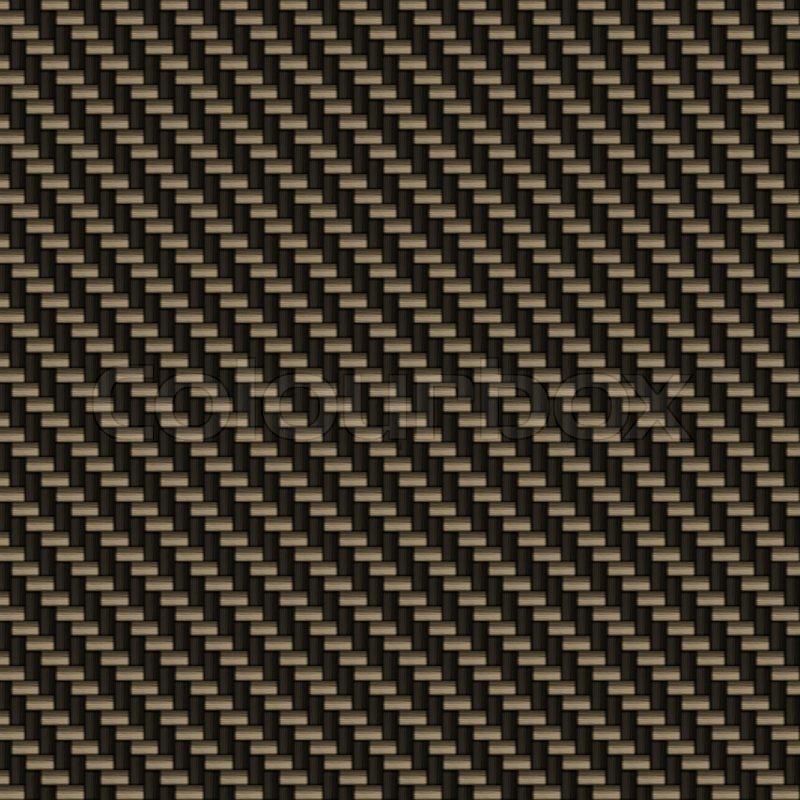 Carbon Fibre Wallpaper: A Diagonally Woven Carbon Fiber Background Texture