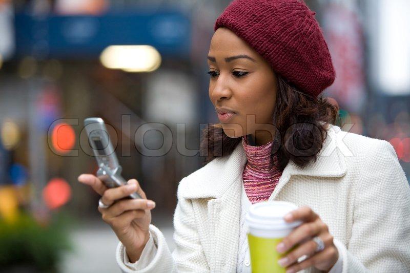 Black women phone number