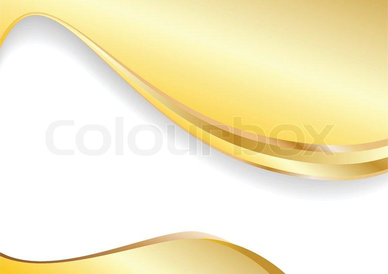 vector gold background stock vector colourbox