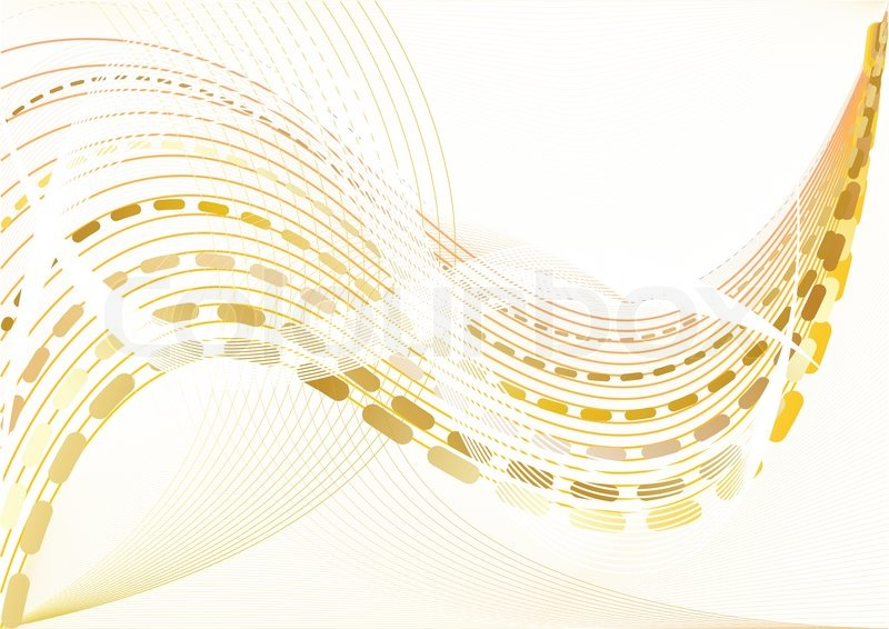 vector abstract golden background clipart stock vector