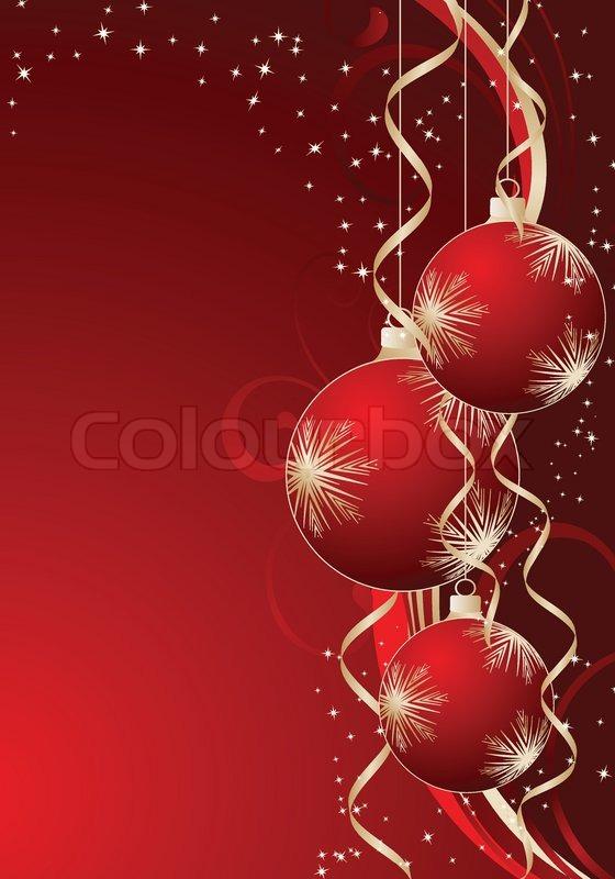 christmas  year shine card  stock vector