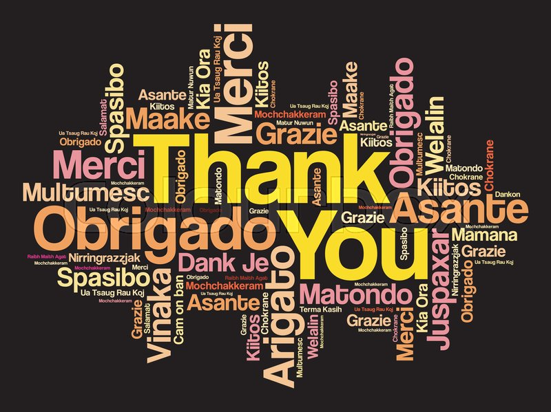 Image result for thankyou in all  languages  of the world