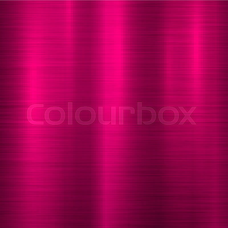 magenta metal abstract technology background with polished