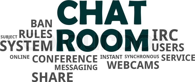 Chat room share pictures