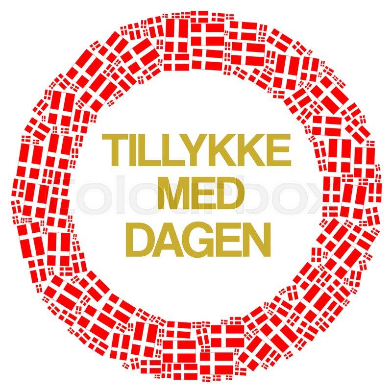 Happy Birthday In Danish