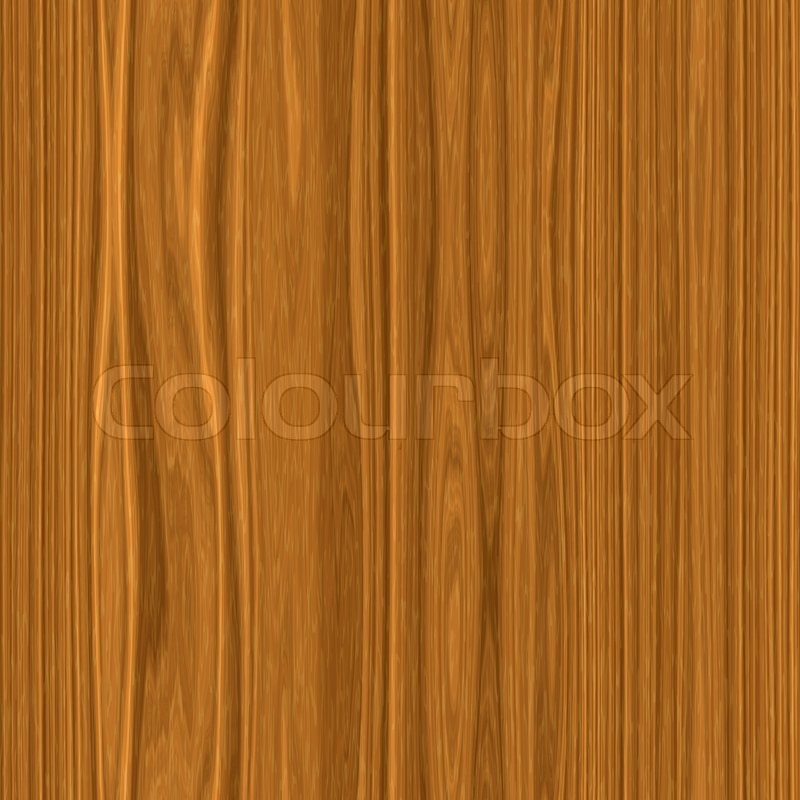 Seamless Oak Or Pine Woodgrain Texture That Tiles As A Pattern In