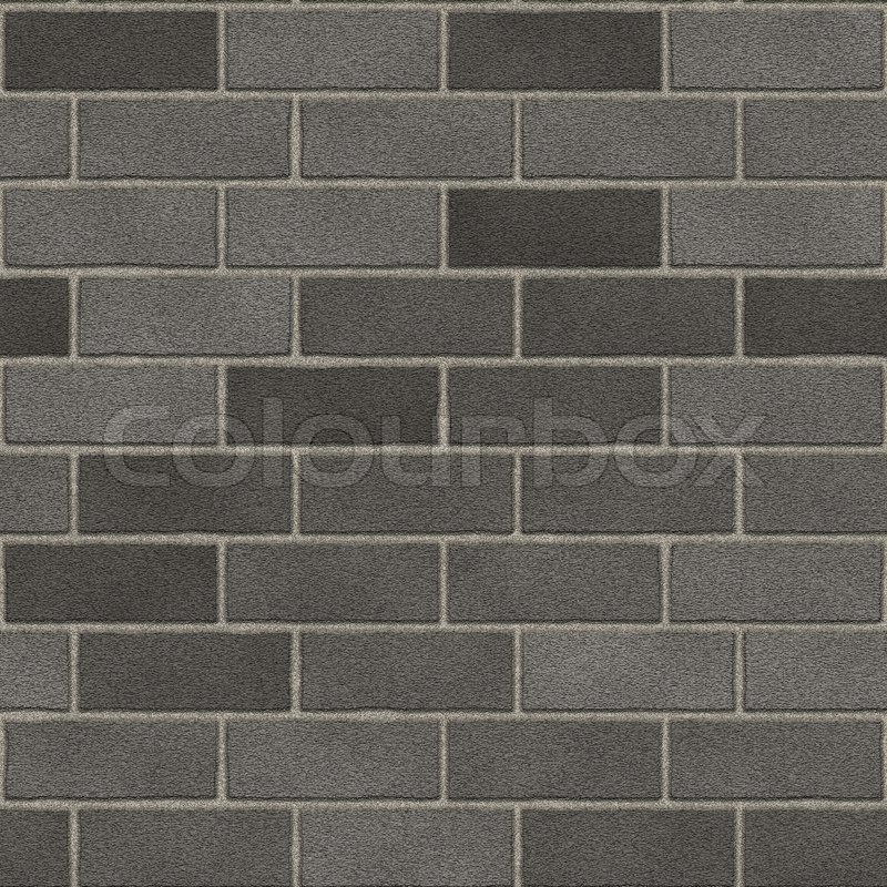 This Brick Wall Texture Tiles Seamlessly As A Pattern Stock Photo Colourbox