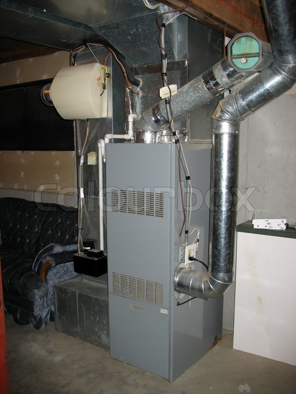 A Shot Of A Modern Furnace A Great Hvac Related Image