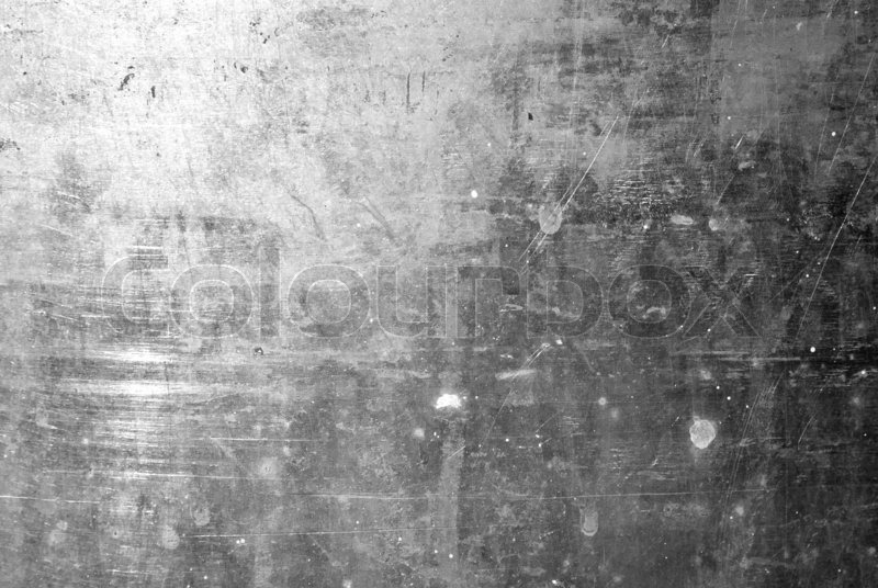 The Vintag Rusty Grunge Iron Textured Background Stock