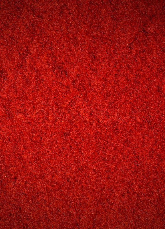 Crushed red paper texture | Stock Photo | Colourbox
