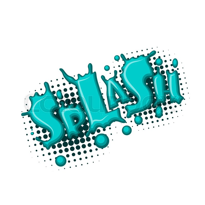 Bubble Icon Speech Phrase Cartoon Exclusive Font Label Tag Expression Comic Text Sound Effects Sounds Vector Illustration Comics Book Balloon