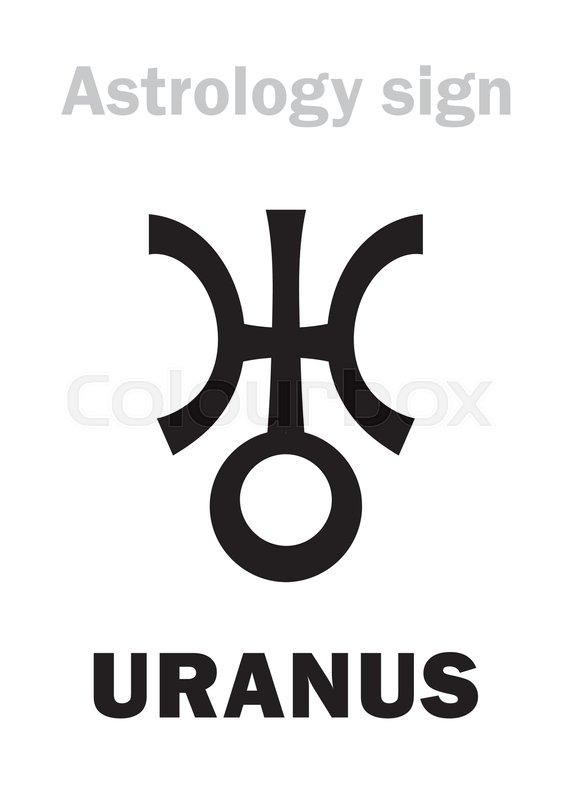 Astrology Alphabet Uranus Transsaturn Higher Global Planet