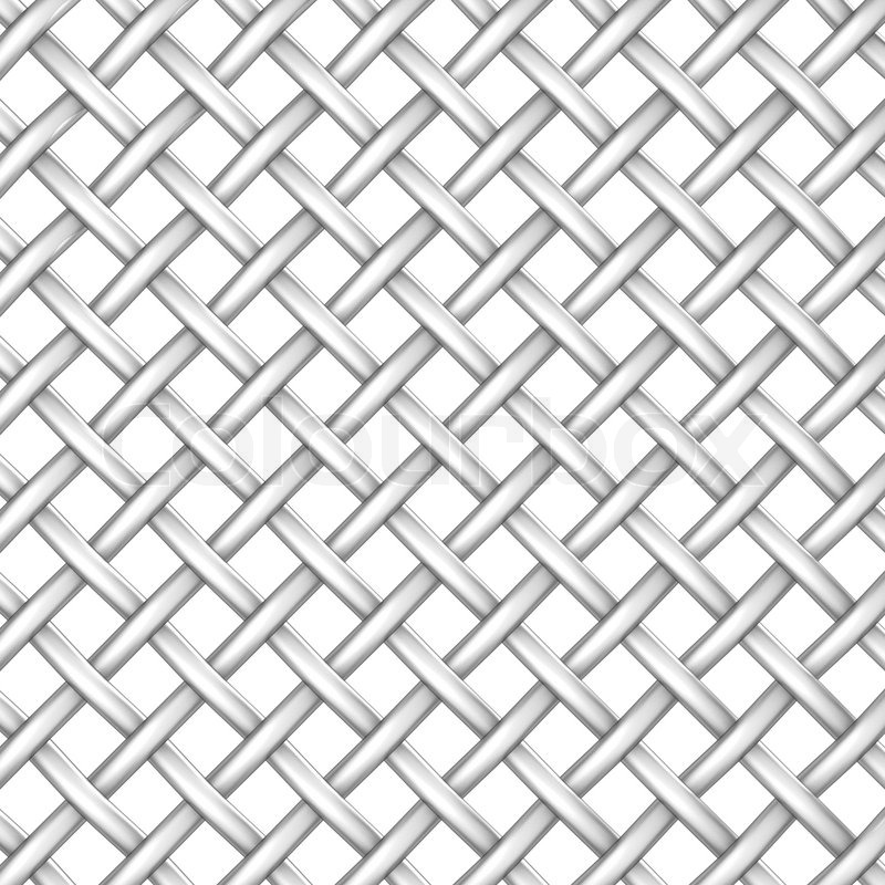 Metal wire mesh isolated on the white background | Stock Photo ...