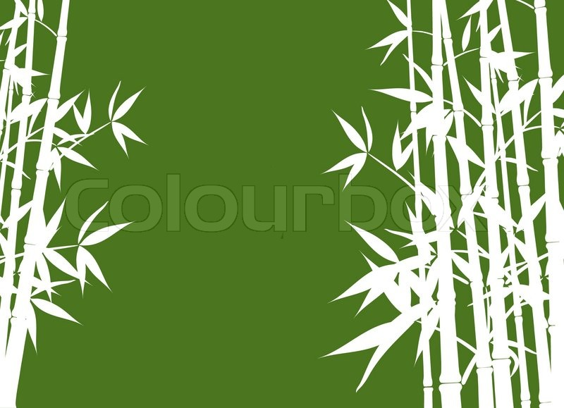bamboo vector illustration stock vector colourbox rh colourbox com bamboo vector free bamboo vector free download