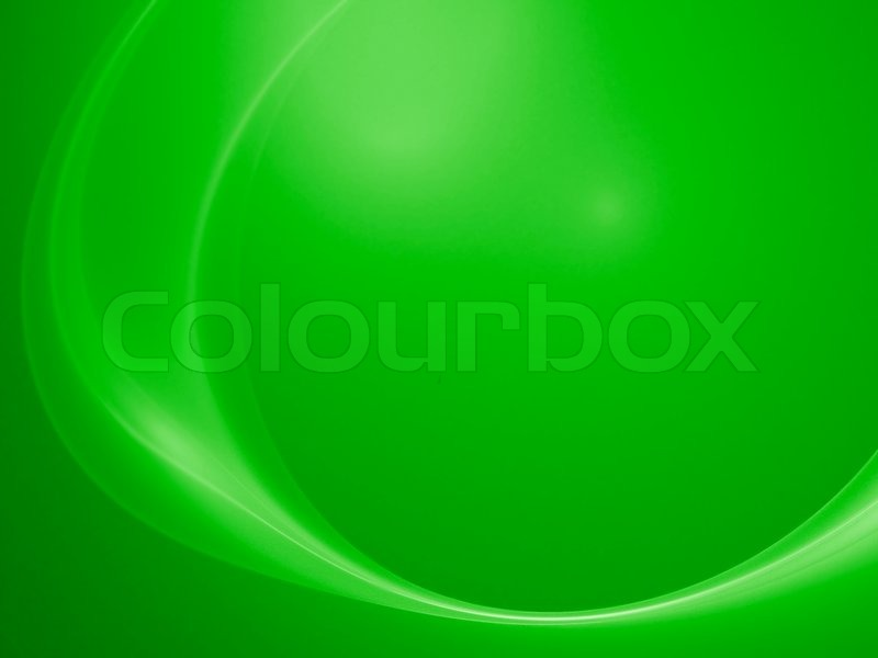 Generated Abstract Light Green Stock Image Colourbox