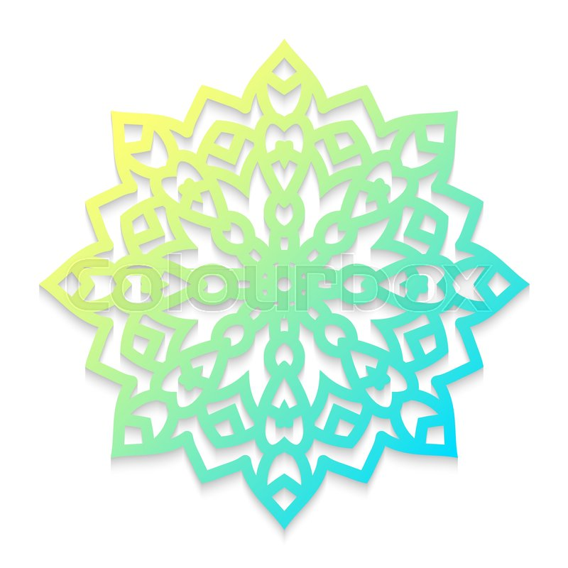Template snowflakes laser cut and engraved. Card snow for laser ...